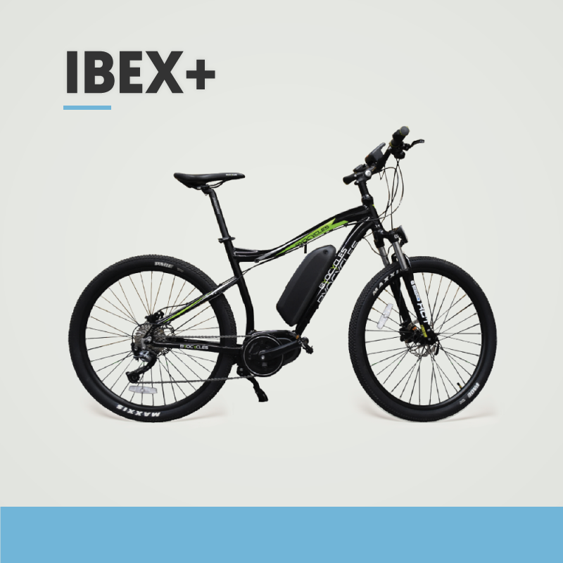 Ibex+ Electric Bike