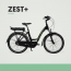 Zest+ Electric Bike