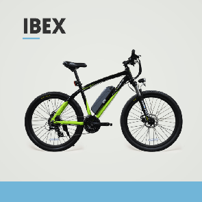Ibex Electric Bike