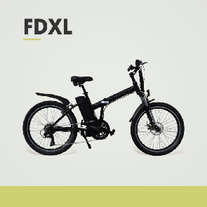 Chameleon FDXL Electric Bike