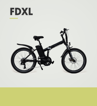 Byocycles Chameleon FDXL Electric Bike