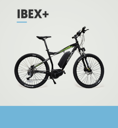Byocycles Ibex+ Electric Bike