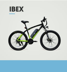 Byocycles IBEX Electric Bike