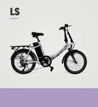 Byocycles Chameleon LS Electric Bike