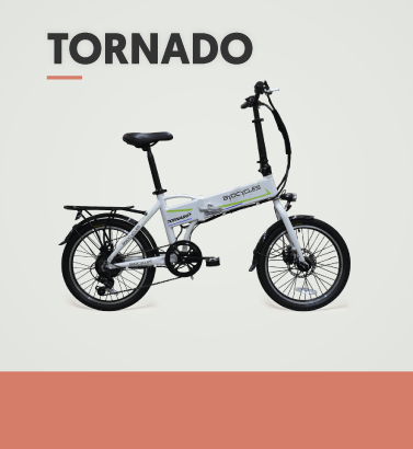 Byocycles Tornado Electric Bike
