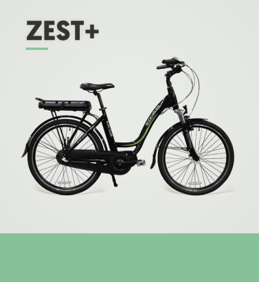 Byocycles Zest+ Electric Bike