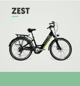 Byocycles Zest Electric Bike
